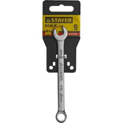 Комбинированный гаечный ключ 9 мм, STAYER