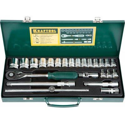 KRAFTOOL Industrie 24 универсальный набор инструмента 24 предм.