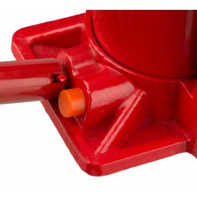 STAYER RED FORCE 12т 230-465мм домкрат бутылочный гидравлический