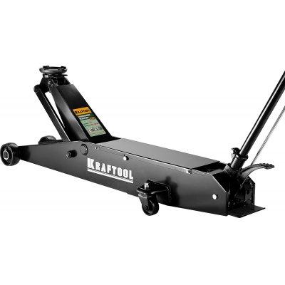 KRAFTOOL HIGH-LIFT 5т 150-560мм подкатной домкрат для тяжелой техники